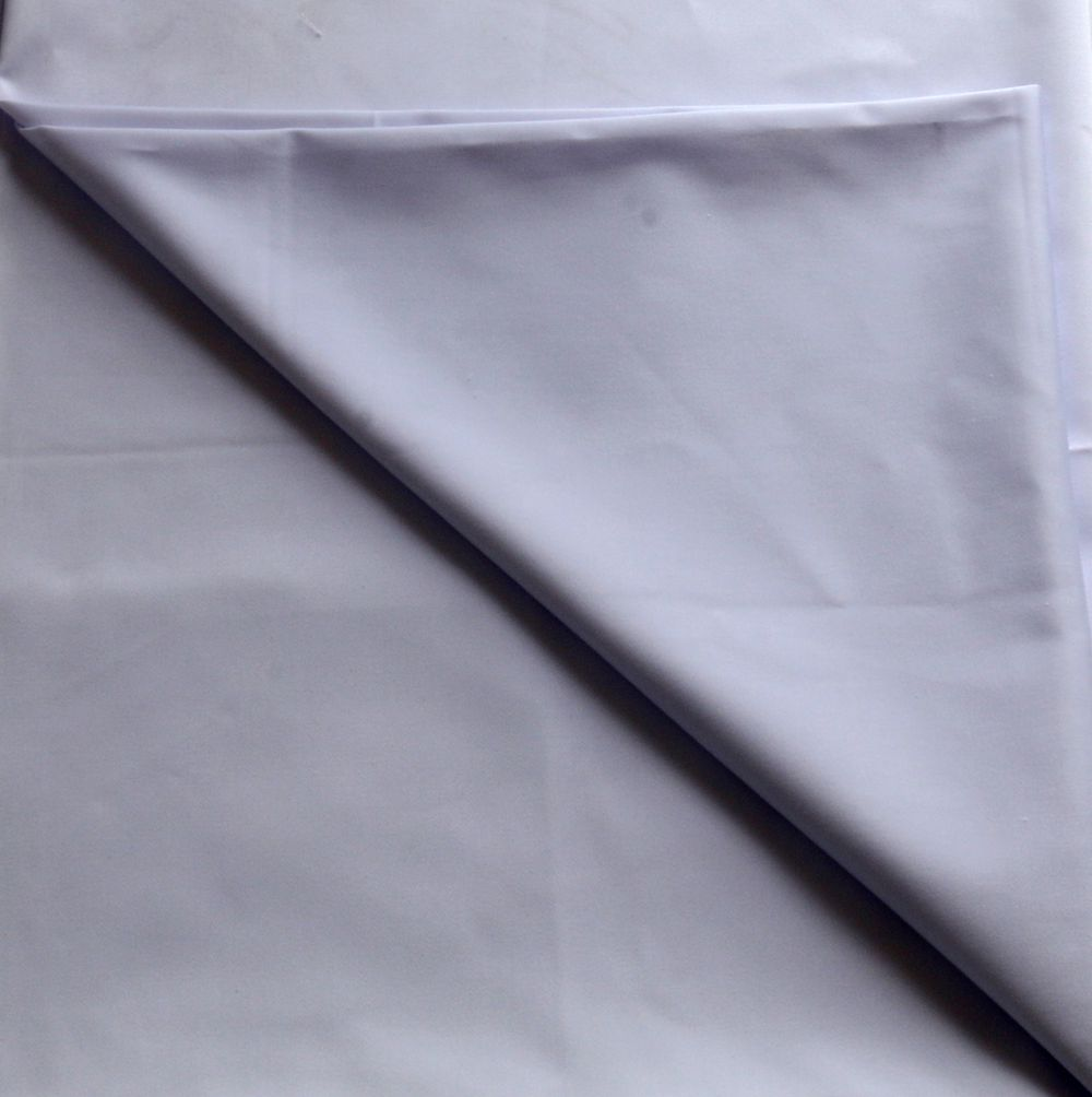 White Hospital Cloth