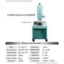 4200W Ultraschall-Kunststoff-Schweißmaschine für Autolampen