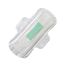 Natural bamboo fiber sanitary napkin for menstruation