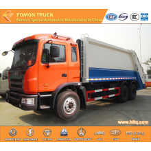 JAC 16tons 6X4 rear loader garbage truck