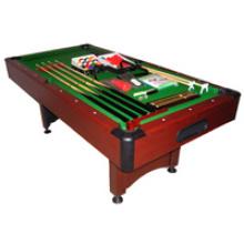 Schiefer-Pool-Tisch (HA-7045)