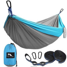 Portable Camping Hammock Double and Single Travel Lightweight Hammock Hanging Chair