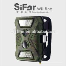 5/8/12 MP alarma remota a prueba de agua cámara de juego al aire libre infrarrojo gsm caza