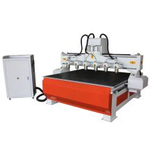 Máquina fresadora CNC para trabajar la madera