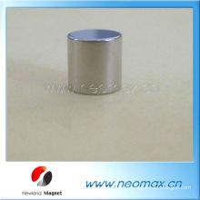 Aimant cylindre Neodymium N52 à prix réduit