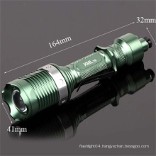 Portable Clip Mouse Tail Switch T27 Flashlight