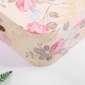 Kleine Kartonpapierkoffer-Papierprodukte