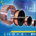Soldagem de fio de cobre CO2 mig mag fio de soldagem 1,2 mm