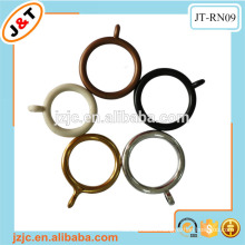 plastic curtain rod ring eyelet for the curtain