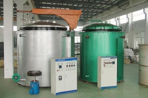 Pit Vacuum Furnace