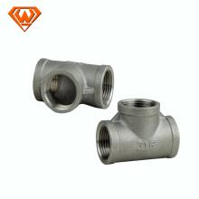 DN 40 321 encaixe de tubulação de aço inoxidável