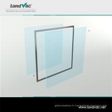 Landvac Multi a employé le vide en verre thermos gâché isolé pour la table à manger en verre