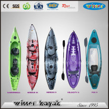 Good Quality Single Plastic Fishing Kayak Large Collection II