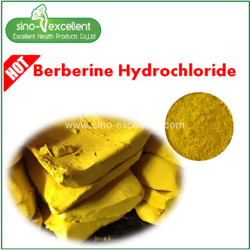 Berberine hydrochloride 97% herb extract