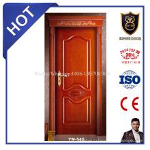 Высокая-класс Главная деревянные двери для загородного дома
