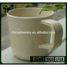 Promotional BAMBOO FIBER Mug With Handles