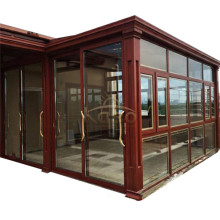 Sunhouse Thermal Winter Garden Prefab Aluminium Sunroom