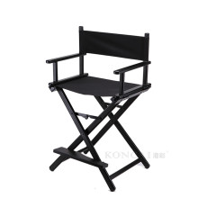 KC CH01 Aluminum Makeup Chair Loading 120Kgs