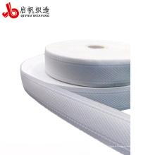 Utilisation de bande tricotée de polyester pour la bande de jacquard de matelas de lit