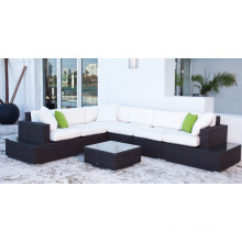 Patio Wicker Garden Outdoor Rattan Furniture Sectional Sofa Set