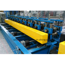 Machine de formage à froid en acier de post-coupe de contrôle de PLC