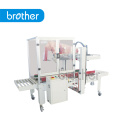 Brother Fx-At5050b Automatic Flaps Fold and Bottom Packing Machine, Carton Sealer, Box Sealing Machine