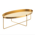 round stainless steel seating trays coffee table
