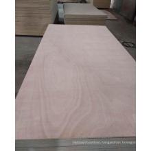 Door Size Okoume Face Plywood flooring