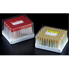 Tubo descartável de coleta de sangue com vácuo com CE ISO