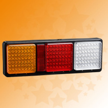 LED 防水半トラック後部組合せライト