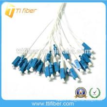 Singlemode LC / upc Fiber Pigtail 0.9mm