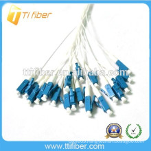 Singlemode LC/upc Fiber Pigtail 0.9mm