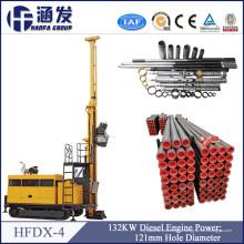 Hfdx-4 à gros diamètres Deep Core Drilling Machine à entraînement supérieur