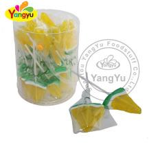 Most popular Vitamin C lemon flavor candy lollipop manufacturers
