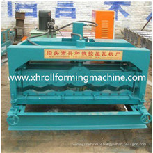 Roof Tile Corrugated Sheet Cold Roll Forming Machine