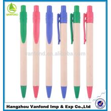 stylo de rouleau de papier respectueux eco plus populaire