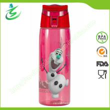 650ml Eco-Friendly Plastic Water Bottle, BPA Free