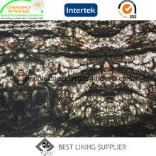 Schöne Muster 260T Twill Print Lining für Herren Bekleidung Futter