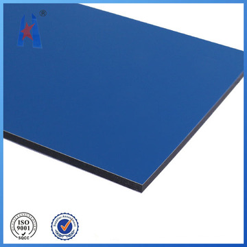 Worldwide Using PVDF Coating Panel de aluminio compuesto
