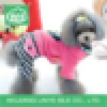 Ropa del peluche del invierno, animal doméstico de la ropa del perro