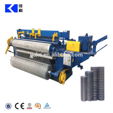 Full automatic construction welded wire mesh machine