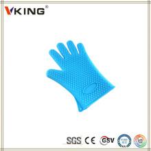 China Wholesale Luvas de cozimento de silicone