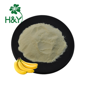 Banana flower extract powder green fried banana powder