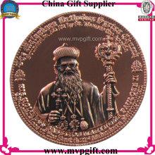Металлическая монета для подарков