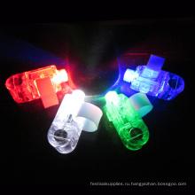 2016 горячий продавать красочные Флэш-свет факела кольцо