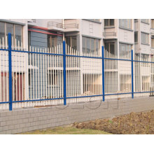 Wrought Iron Palisade Fence
