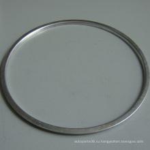 Алюминиевое штемпелюющее кольцо с дробеструйной обработкой