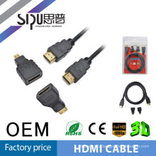 SIPU high quality multi hdmi connects multi plugs cable