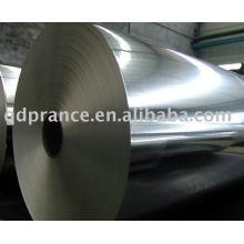 Glatte Jumbo-Rollen aus Aluminiumfolie