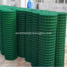 PVC coated Welded Wire Mesh with Aperture 1